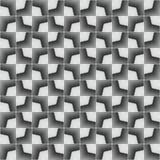 Grijze textuur. Vector naadloze achtergrond Royalty-vrije Stock Afbeeldingen