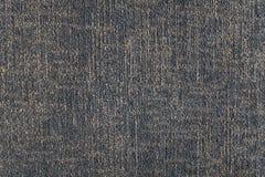 Grijze van het de bevloeringspatroon van de tapijtstof de oppervlaktetextuur Close-up van binnenlands materiaal voor de achtergro stock foto