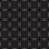 Grijze vierkanten Stock Foto's