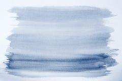 Grijze waterverfachtergrond Royalty-vrije Stock Afbeeldingen