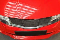 gril автомобиля Стоковая Фотография