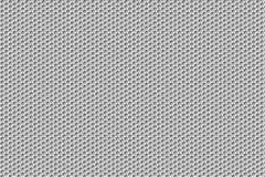 Gril blanc de haut-parleur Photos libres de droits