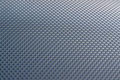 Gril bleu en métal Photographie stock libre de droits