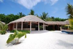 Gril d'atoll Image libre de droits