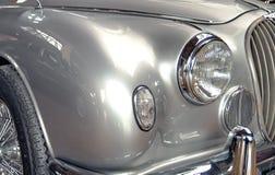 Gril d'avant de voiture de vintage Image libre de droits