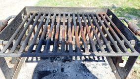 Gril de barbecue images stock