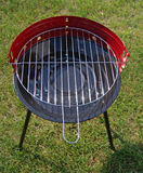 Gril de barbecue Photographie stock libre de droits