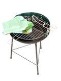 Gril de barbecue Photographie stock libre de droits