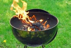 Gril de BBQ Image stock