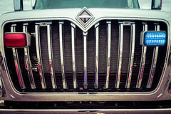Gril de camion Image libre de droits
