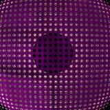 Gril de haut-parleur Image stock