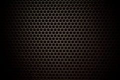 Gril de haut-parleur Image libre de droits