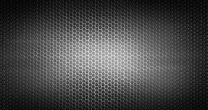 Gril en acier brillant Image libre de droits