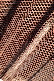 Gril en métal Images stock