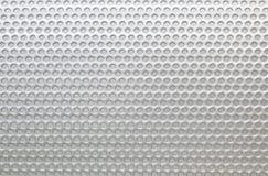 Gril en métal avec des trous Macro fond images stock