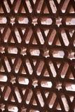 Gril en pierre Images stock