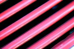 Gril rouge Photographie stock libre de droits