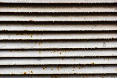 Gril rouillé en métal photo libre de droits