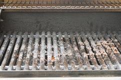 Gril sale de barbecue photographie stock libre de droits