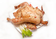 Griled chiken Stock Image