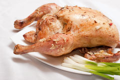 Griled chiken Royalty Free Stock Photography