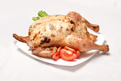 Griled chiken Royalty Free Stock Photo