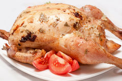 Griled chiken Image stock