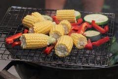 griled warzywa Zdjęcia Stock