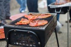 Grillów mięsa Obrazy Stock
