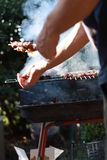 grill Zdjęcia Stock