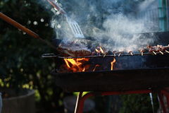 grill Fotografia Stock