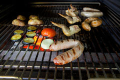 Grill Stock Image