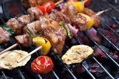 Grill Royalty Free Stock Photos