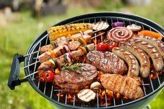 grill Stock Foto's