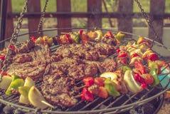 grill Stockbild