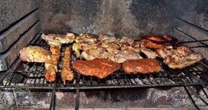 grill Fotografia Royalty Free