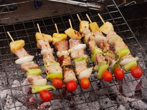 grill Zdjęcie Stock
