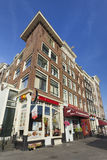 Grill à Amsterdam Images libres de droits