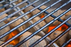 Grill Bars Royalty Free Stock Photography