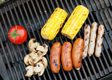 Grill bbq party Stock Photography