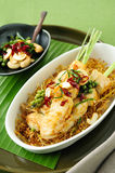 Grill Chicken with Lemongrass Royalty Free Stock Photos