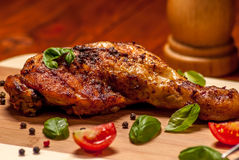 Grill chicken Royalty Free Stock Photography