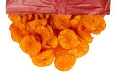 Grill-Chips Lizenzfreie Stockbilder