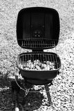 Grill close-up Royalty Free Stock Images