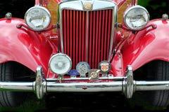 Grill - czerwony MG td Obraz Royalty Free