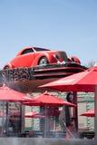 Grill de Route 66 Photographie stock