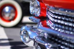 Grill des alten Autos Lizenzfreie Stockfotos