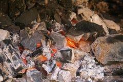 Grill des Fleisches Lizenzfreie Stockbilder