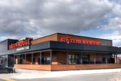 Grill et barre de Baton Rouge à Ottawa images stock