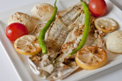 Grill Fish Stock Photos